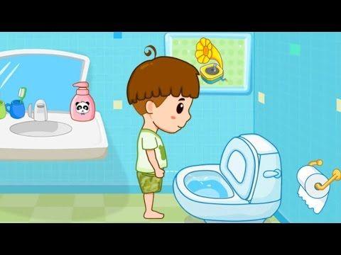 Carteles Para El Bano En 2020 Carteles De Bano Salones De Preescolar Educacion Infantil