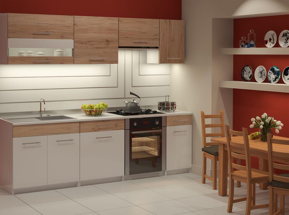 Meble Kuchenne W Zestawach Alis W Sklepach Leroy Merlin Kitchen Cabinets Kitchen Home Decor