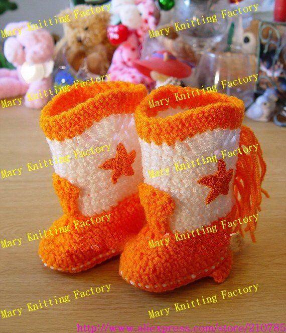 Los niños 1000pairs/lot tejidas a mano zapato de los niños de ...