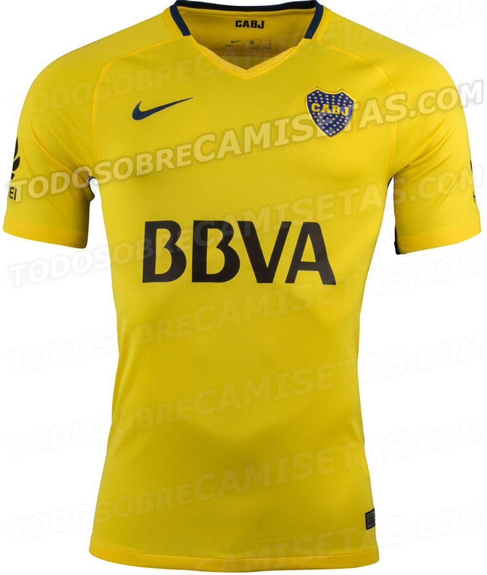 93fed79c75 Camisetas Nike de Boca Juniors 2017-18