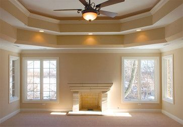 Double Tray Ceiling Design Ideas Pictures Remodel And Decor
