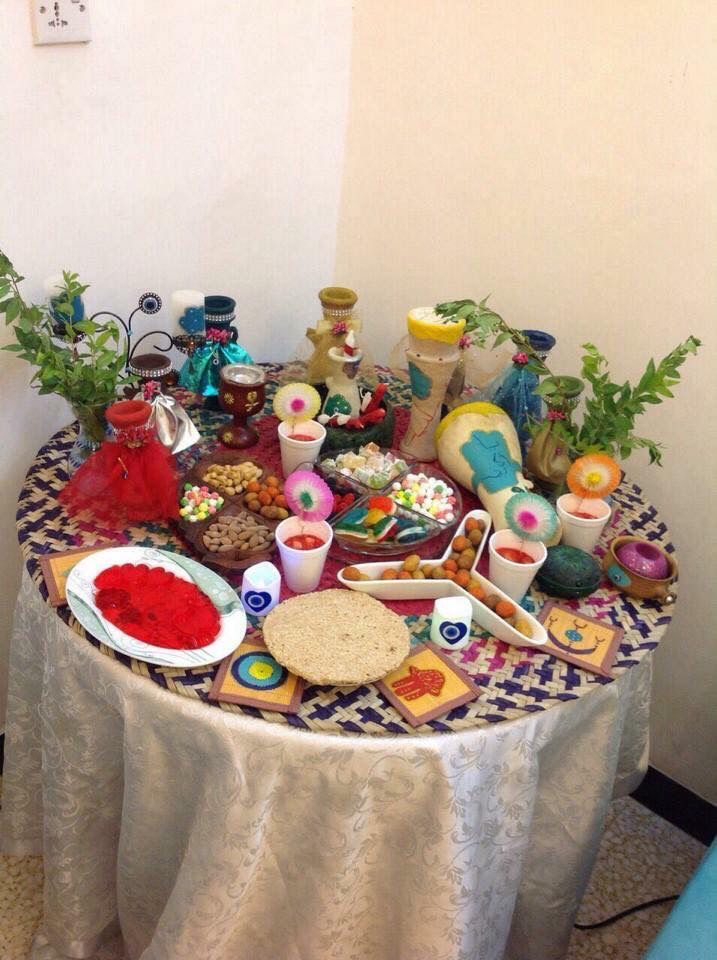 صواني زكريا من صفحة بغداد الفيسبووك وصفحة ات هوم الفيسبووك Birthday Ramadan Party