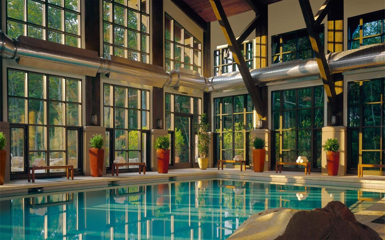 The Lodge At Woodloch Spa Resorts In Pa Official Site