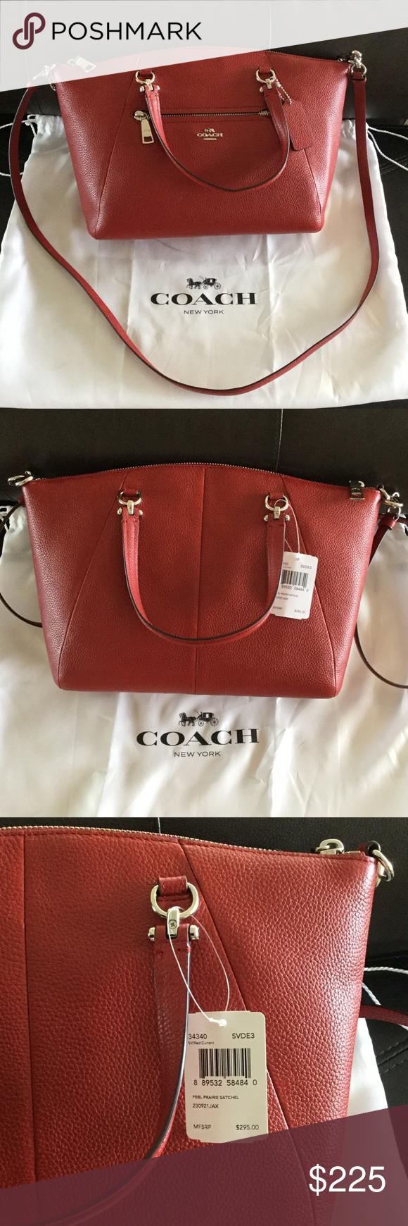 8fb60fbaca08 ... australia price drop nwt authentic coach bag b910a 846d3