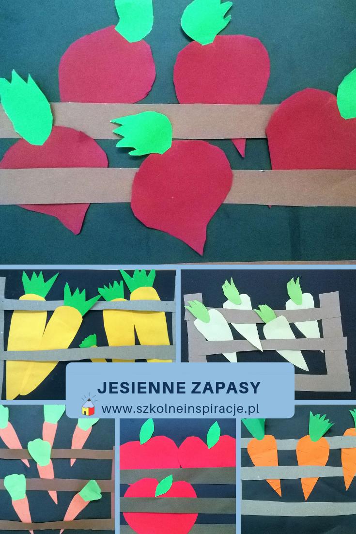 Garść pomysłów na jesienne prace plastyczne - | Crafts for kids, Crafts,  Gaming logos
