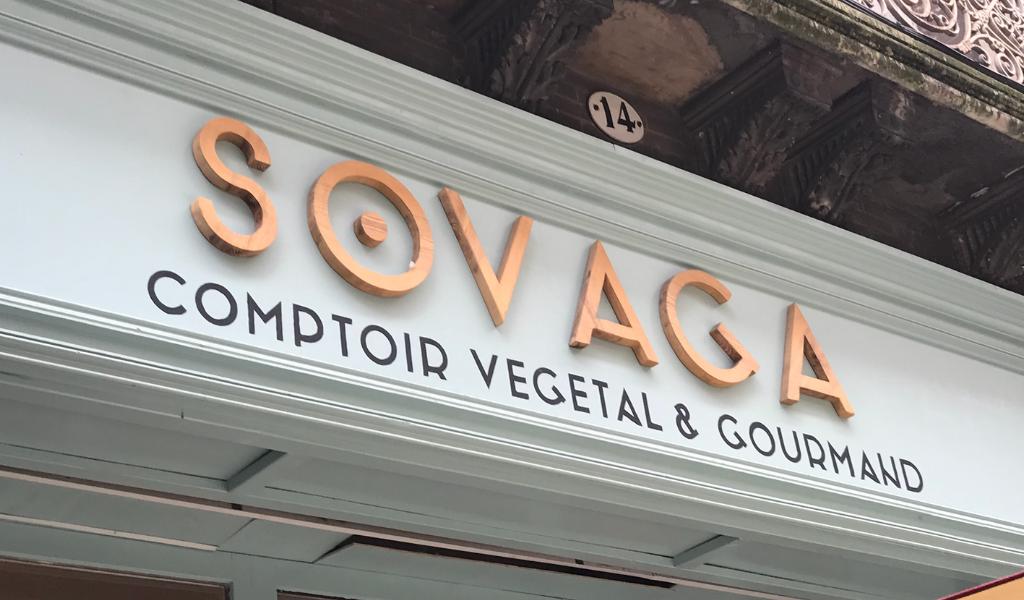 Sovaga Le Comptoir Vegetal Et Gourmand Du Centre Ville Toulouscope Restaurant Bio Gourmands Vegetal