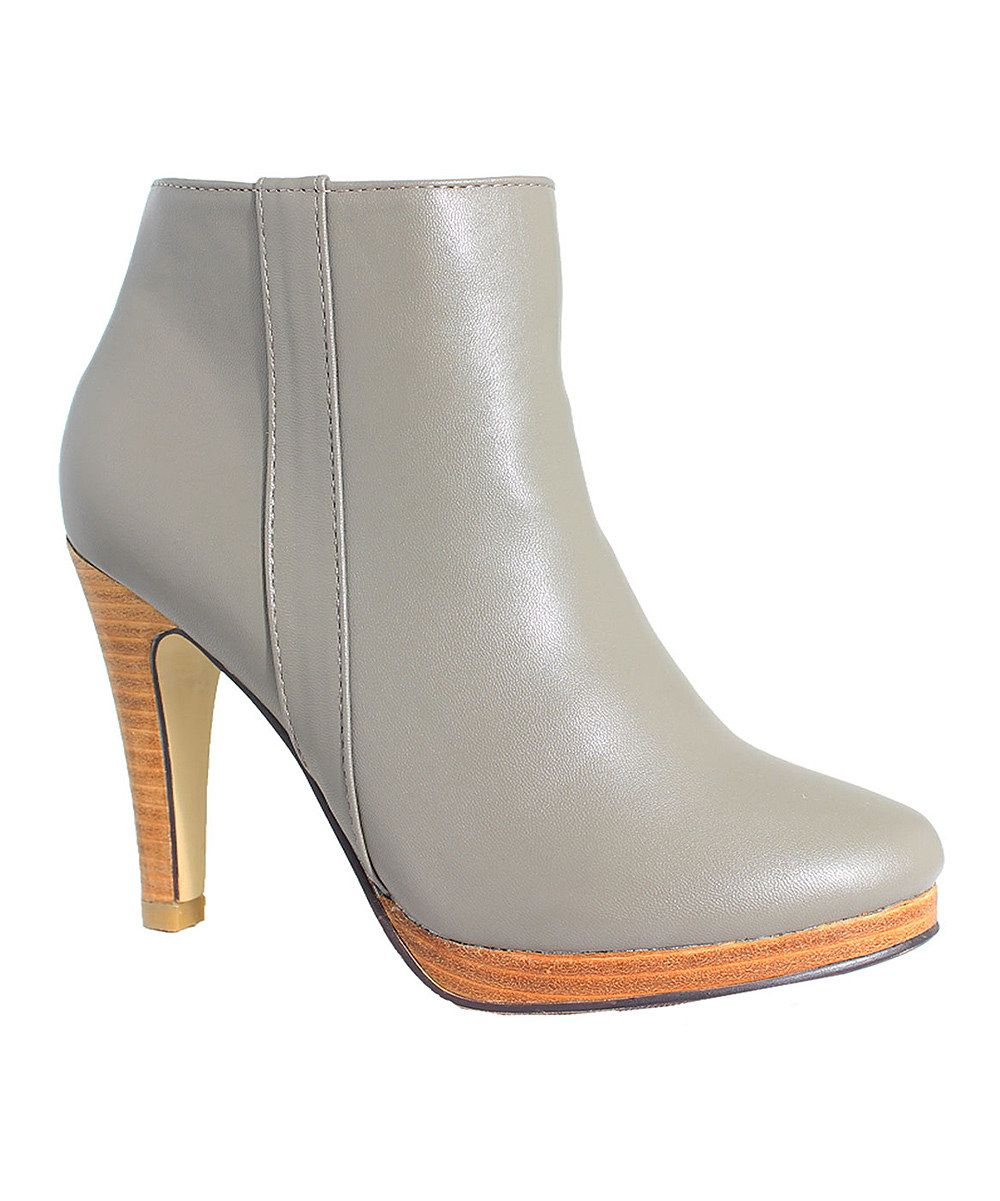 Look at this Ash Salinas Bootie on #zulily today!