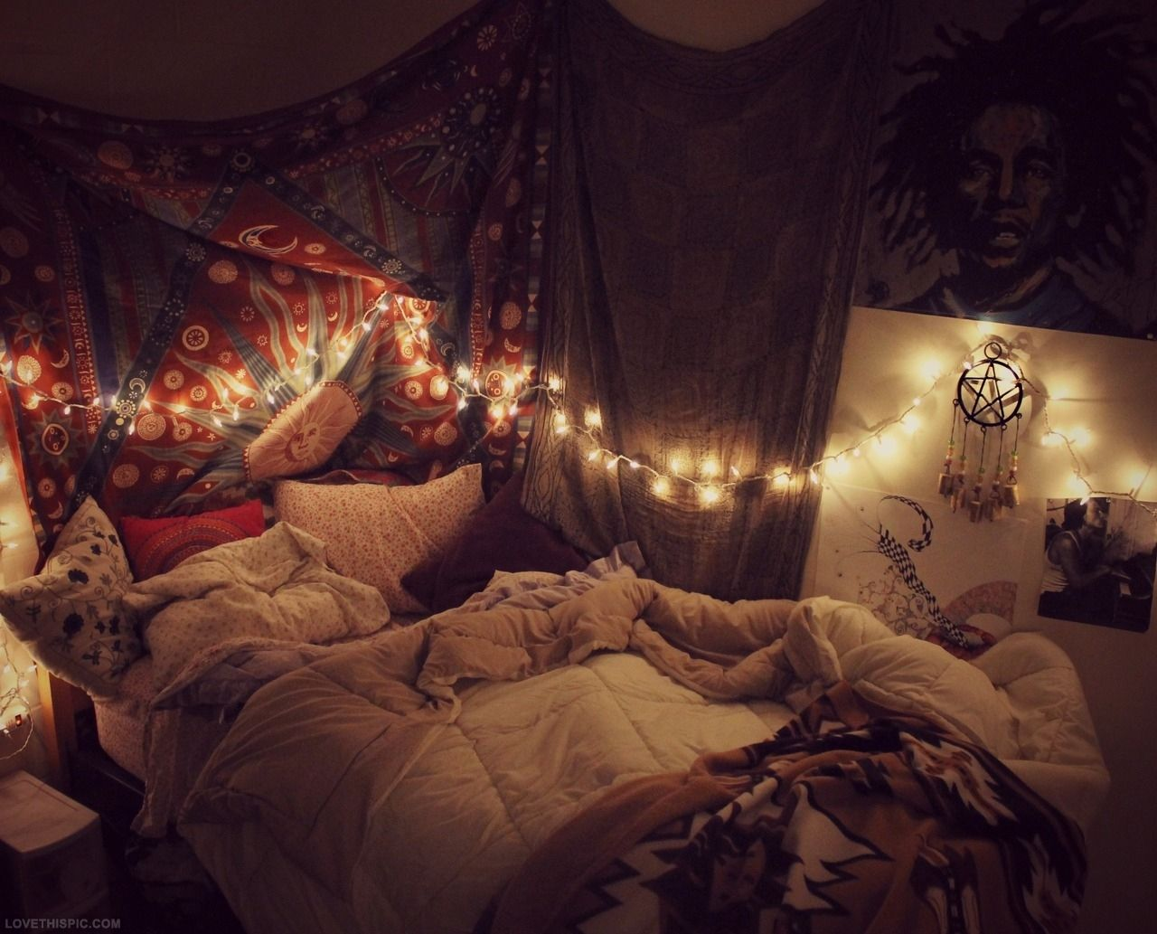 Diy Indie Bedroom Decor Wallpaper Tumblr Hipster