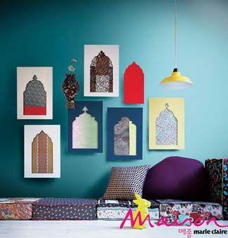 Dar um toque pessoal na decoração é uma atividade  que dá prazer ao fazer e depois, por muito tempo, ao admirar o resultado na sua casa. É um pouco de você exposto, tornando exclusivo o seu lugar. E, em geral, sem gastar muito para isso...