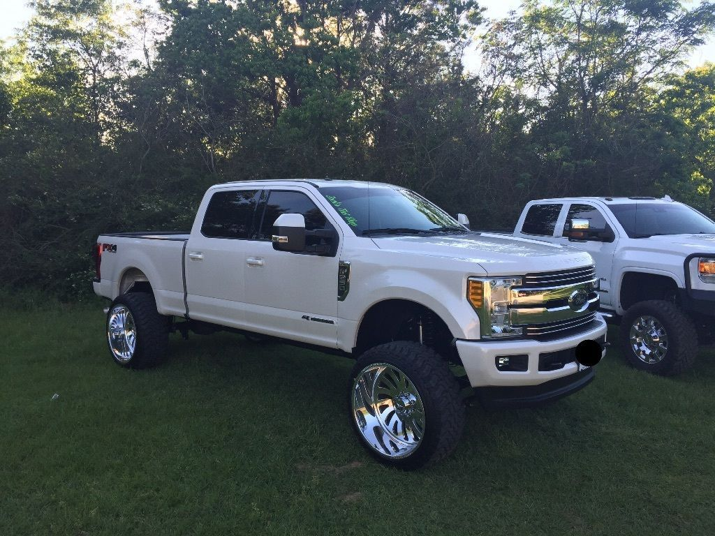 Badass 2017 Ford F 250 Lariat Lifted With Images Gmc Trucks