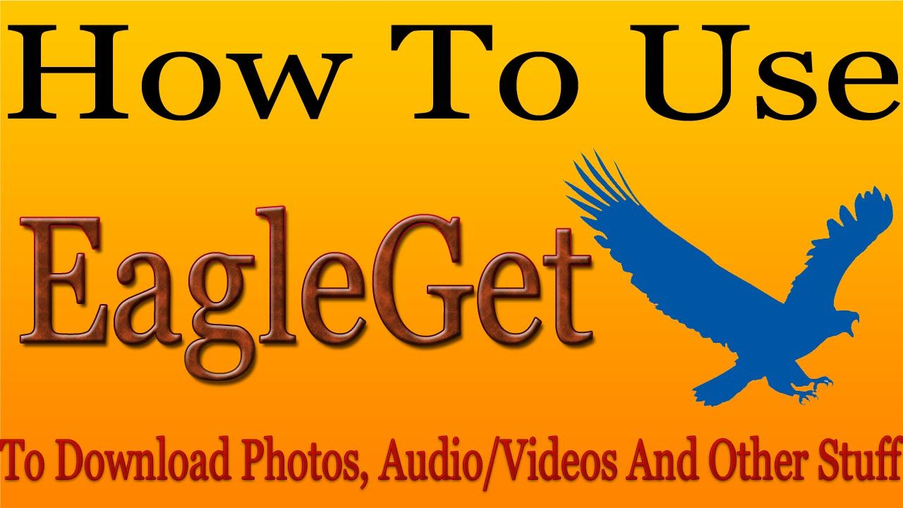 How To Use Eagleget Solve Not Working Problem With Chrome