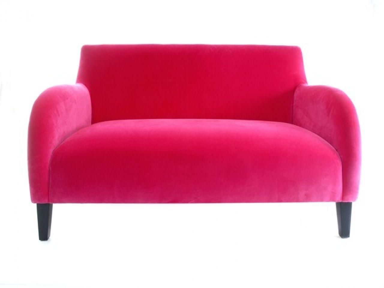Hot Pink Sofa Velvet