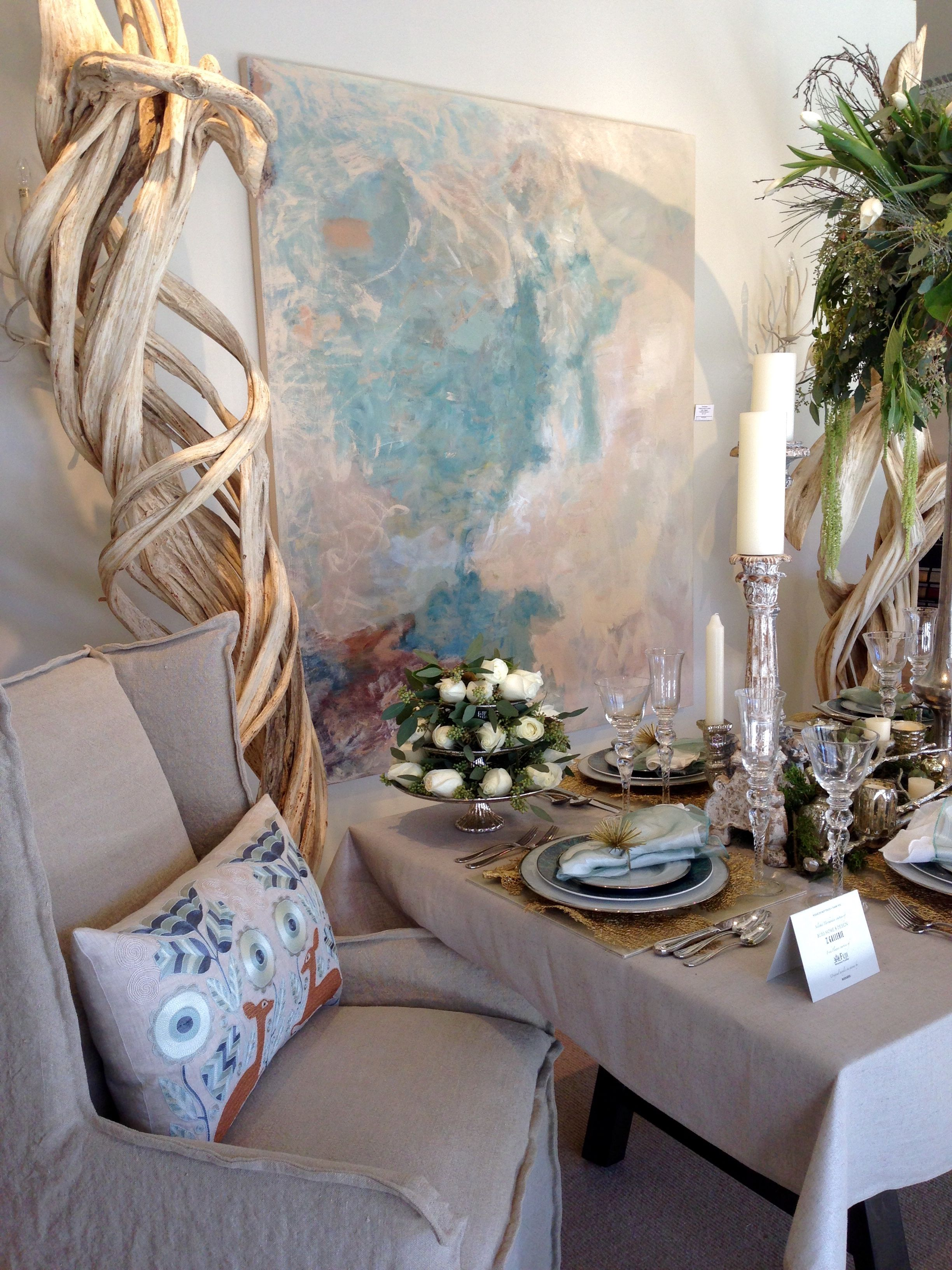 Exceptional My Entertaining By Design Table At Witford Laguna Design Center, Orange  County, Calif.