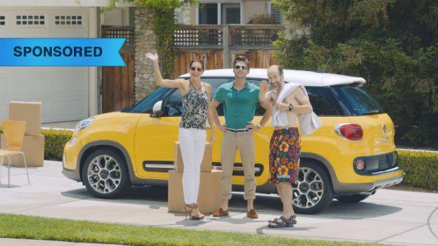 Fiat. The New Neighbors Are So … Italian