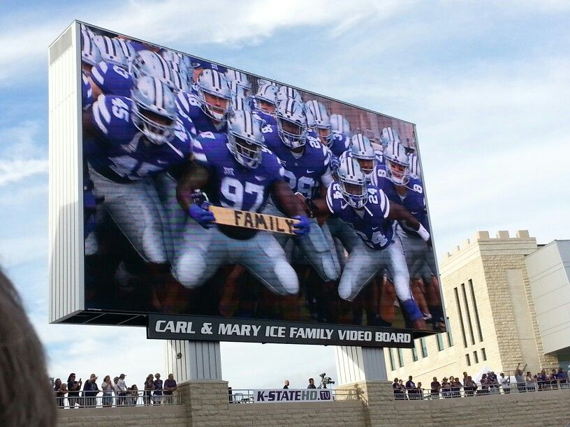 Wildcat Family With Images Kansas State University