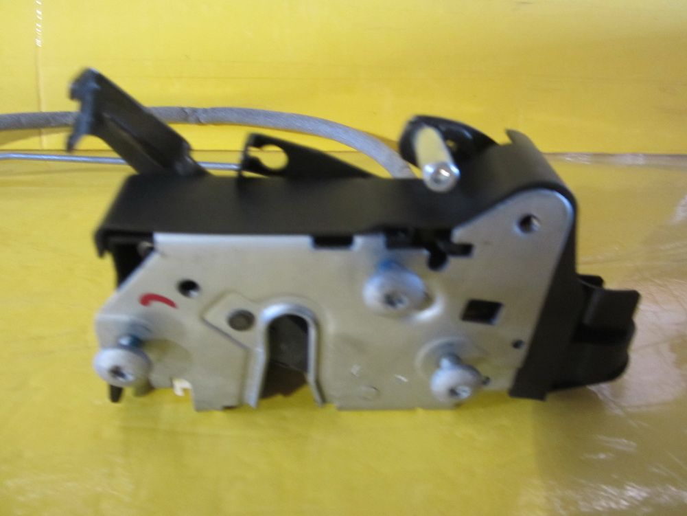 This Is For Front Left Door Latch Actuator Range Rover L322 2003 Up Please Match The Part Number With Your Old Part Used Car Parts Used Parts Used Cars