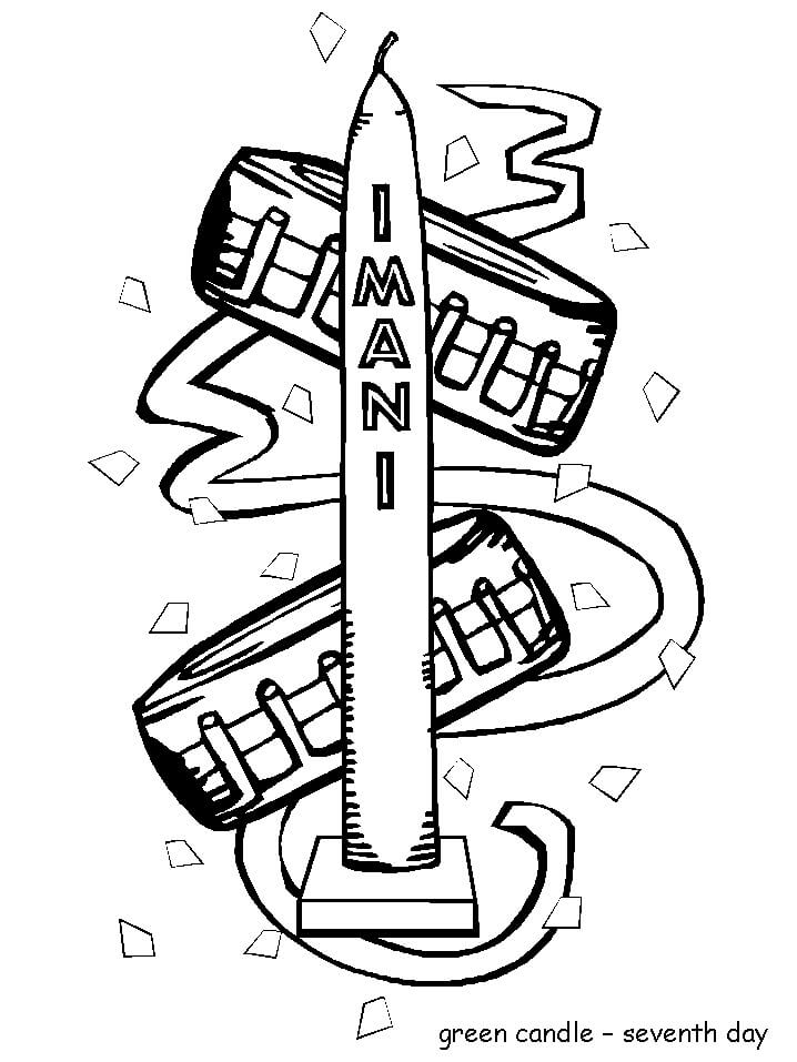 15 Printable Kwanzaa Coloring Pages Holiday Vault in