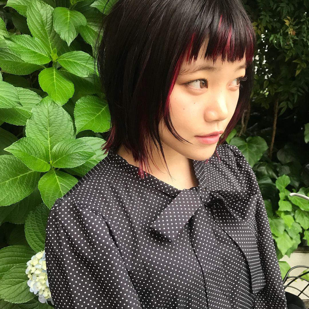 高橋有紀さんはInstagramを利用しています「チッチ ヘアと