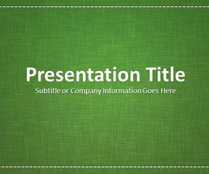 Linen green powerpoint template powerpoint presentations microsoft linen green powerpoint template powerpoint presentations microsoft powerpoint 2013 2010 2007 toneelgroepblik Choice Image