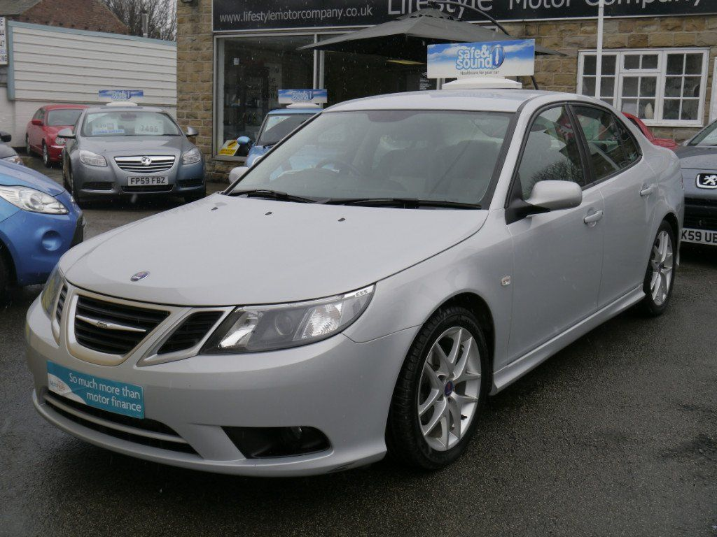 My New Car 2008 Saab 9 3 1 9tid Vector Sport 150 4dr Auto Saab Car New Cars
