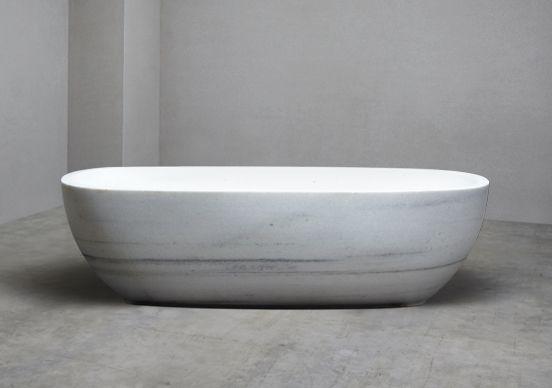 Bath Marble http://www.lapicida/objects/object/baths/ | bathroom: tub