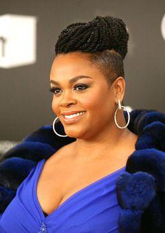 Jill Scott Mohawk I Want To Do This To My Hair Braids With Shaved Sides Short Hair Styles Hair Styles