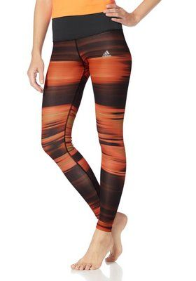 adidas Performance TIGHT LONG AOP functie Tights - Damesmode