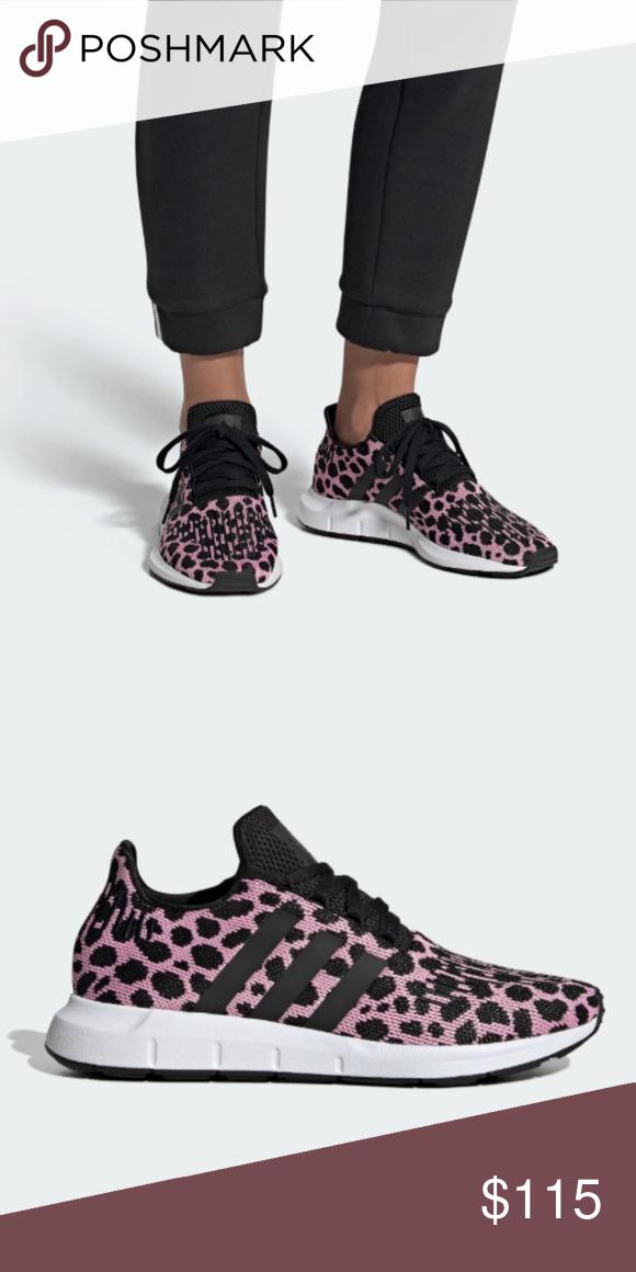adidas swift run true pink