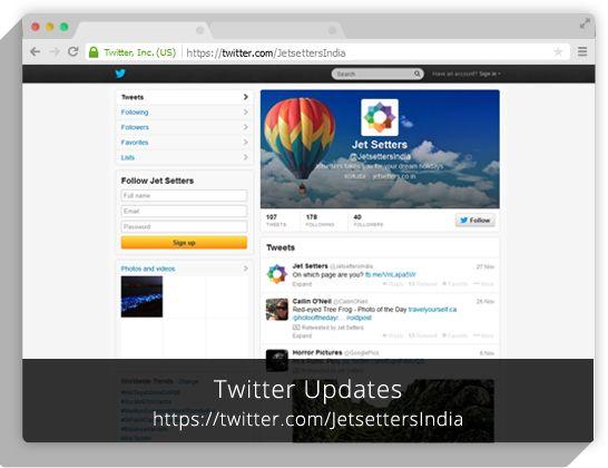 Digital Marketing http://jetsetters.co.in/