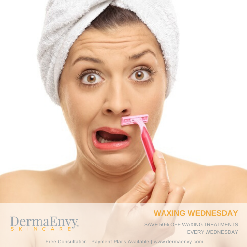UNDERARM LASER HAIR REMOVAL Ditch the razor, Get Laser! and DermaEnvy Skincare …