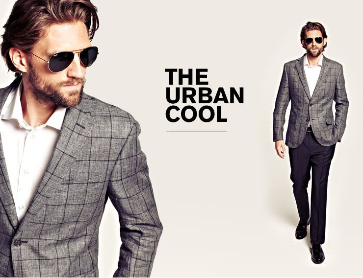 Men\'s Suits from Nordstrom. The Urban Cool looks fantastic with ...