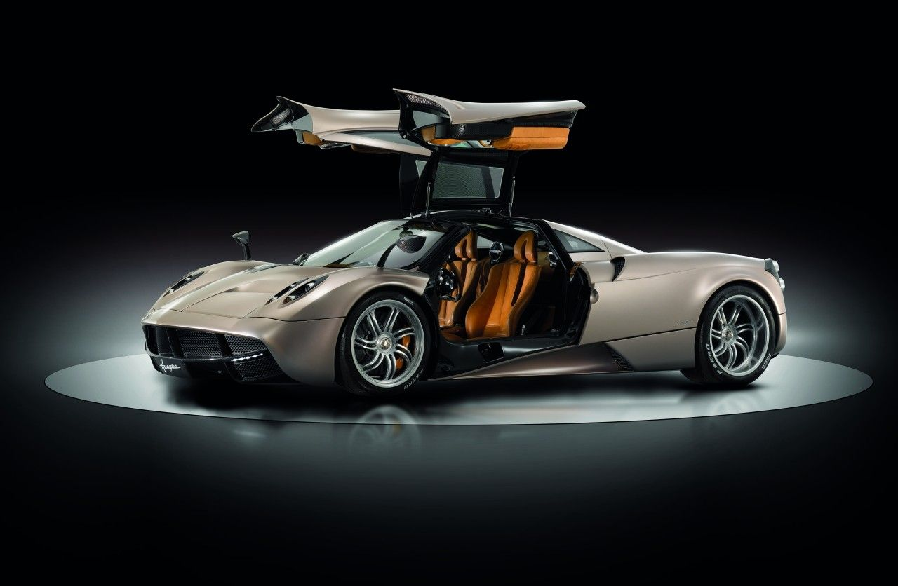 Pagani Supercars Selling For Double Their Million Dollar List
