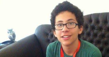 تعرف علي الطفل المصري أصغر مبتكر ومبرمج كمبيوتر فى العالم وحائز على 5 شهادات علمية Square Glass Rectangle Glass