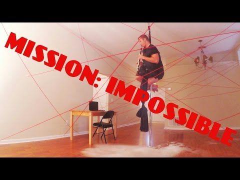 Mission Impossible für zu Hause – Ein Mann fährt einen Film | Schlecky Silberstein