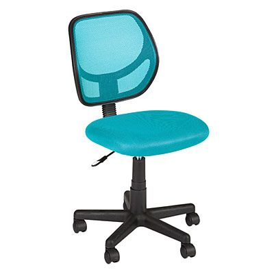 Aqua Mesh Office Chair At Big Lots. Only $29.99!