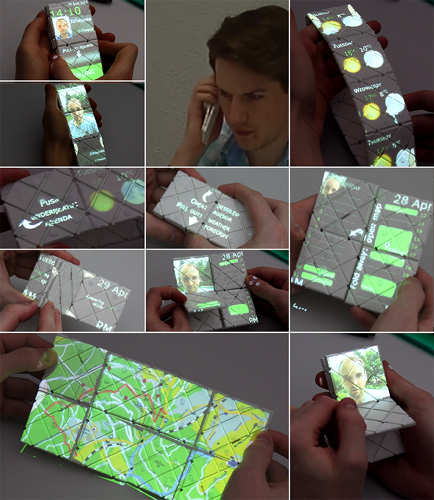 Meet Paddle, The Incredible Shapeshifting Smartphone Of The Future | | business + design