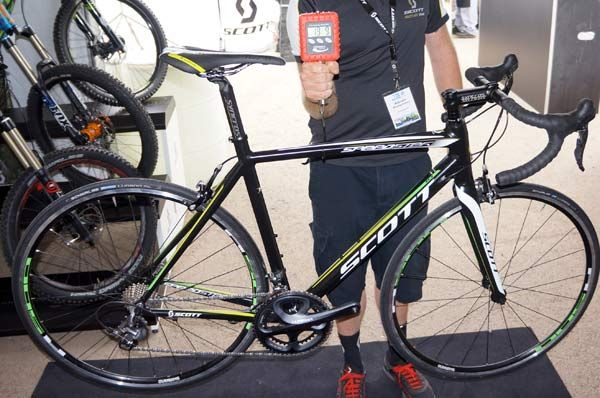Scott Provides Aero For All With Speedster Alloy Aero Bike Plus