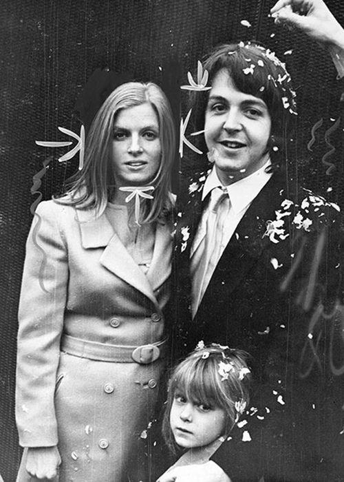 TBT The Beatles Weddings In Photos