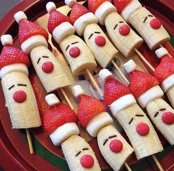 10 Super Fun Christmas Food Ideas