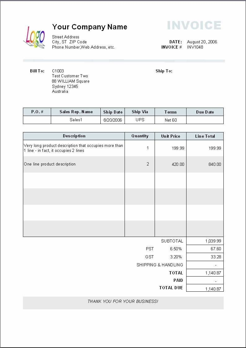 Credit Card Invoice Template 155897 Credit Invoice Sample With Credit Card Receipt Template Cumed Org Invoice Example Invoice Sample Invoice Template