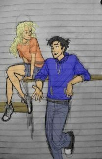Mortals Meet Percabeth (Percy Jackson Fanfiction)   Percy Jackson