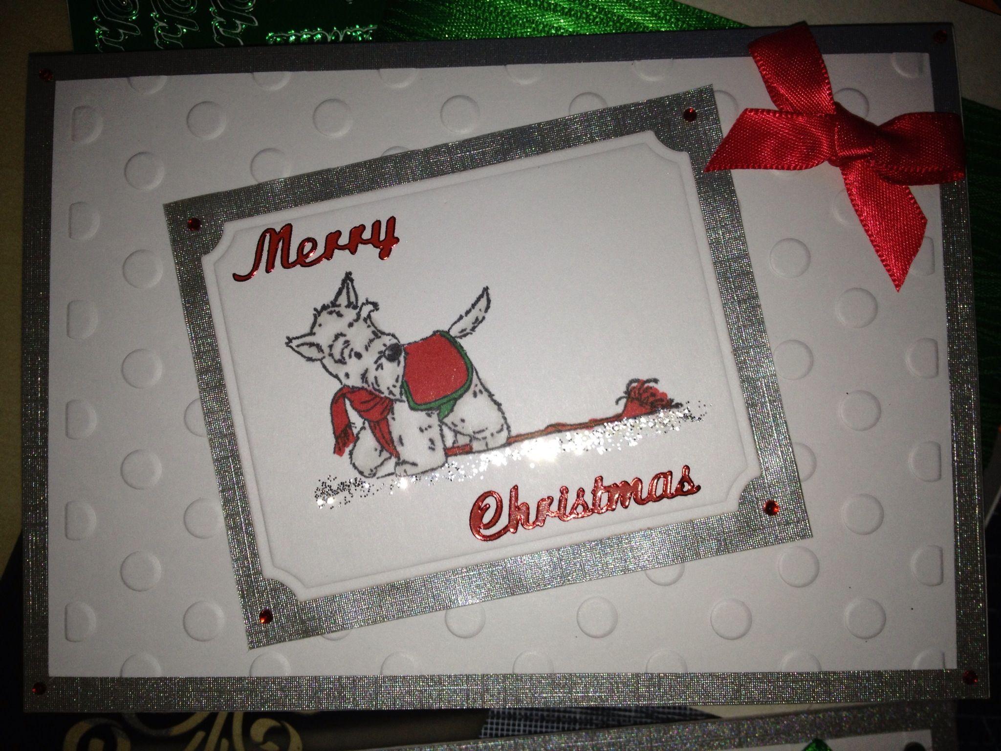 2012's Christmas card.