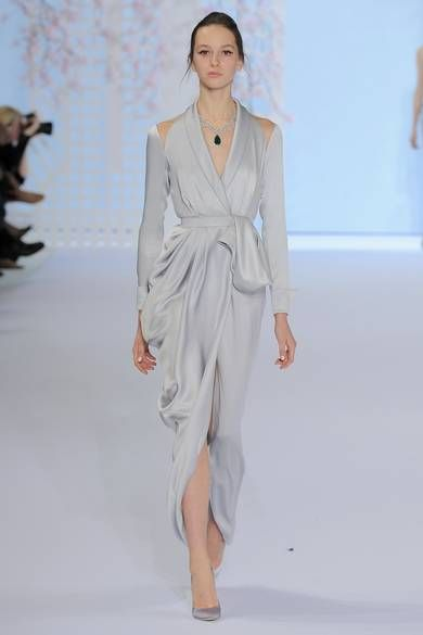 Ralph and Russo Couture SS16: reinventing the rules - Telegraph