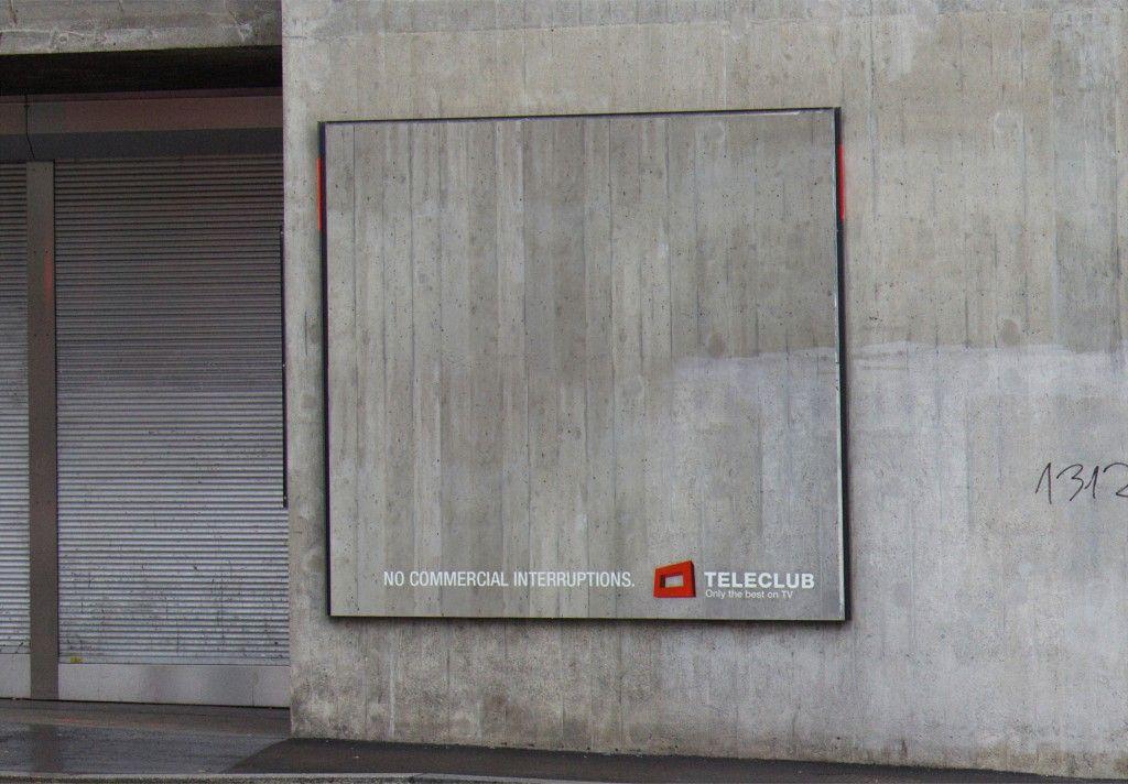 Teleclub: No Commercial Interruptions  http://www.arcreactions.com/services/social-media/