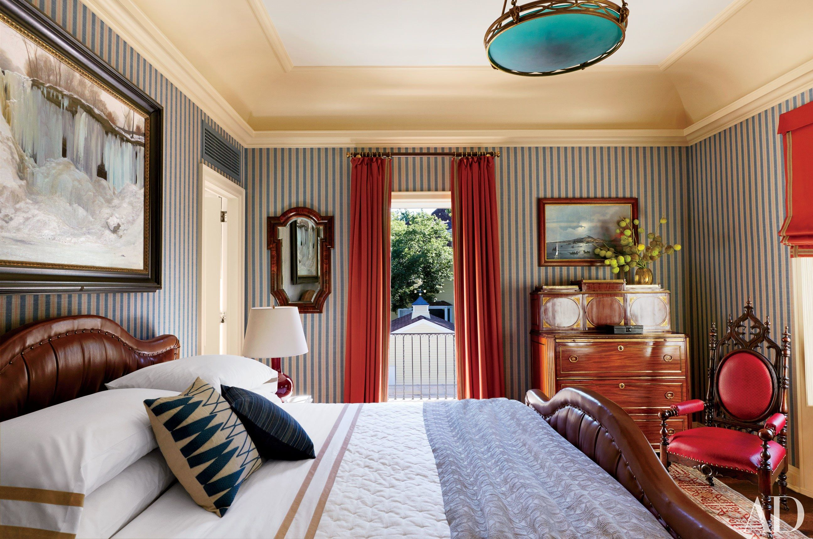 11 Rooms Inspired by Menswear Bedroom decor on a budget