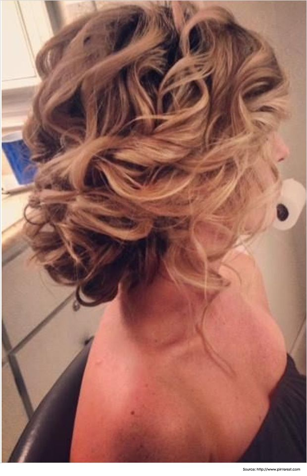 Top 12 Messy Bun Hairstyles For The Curly Hair Hair Styles Long Hair Styles Wedding Hairstyles