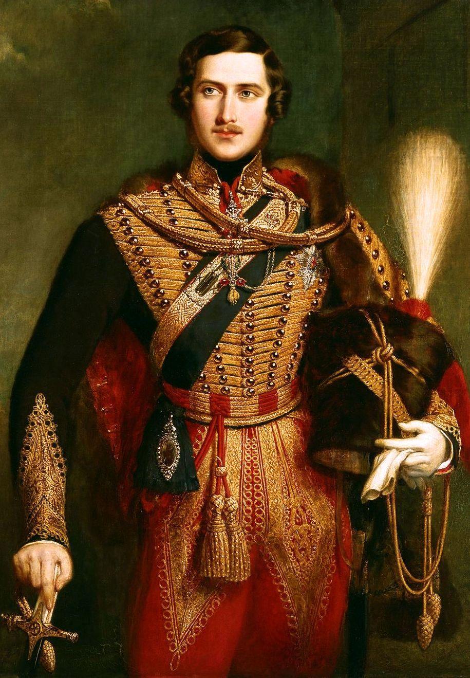 Prince Consort Albert of Saxe-Coburg-Gotha | ALBERTO DE ...