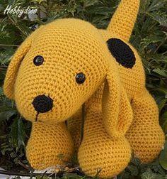 Haakpatroon Hond Marleen Pinterest Crochet Amigurumi En Knitting