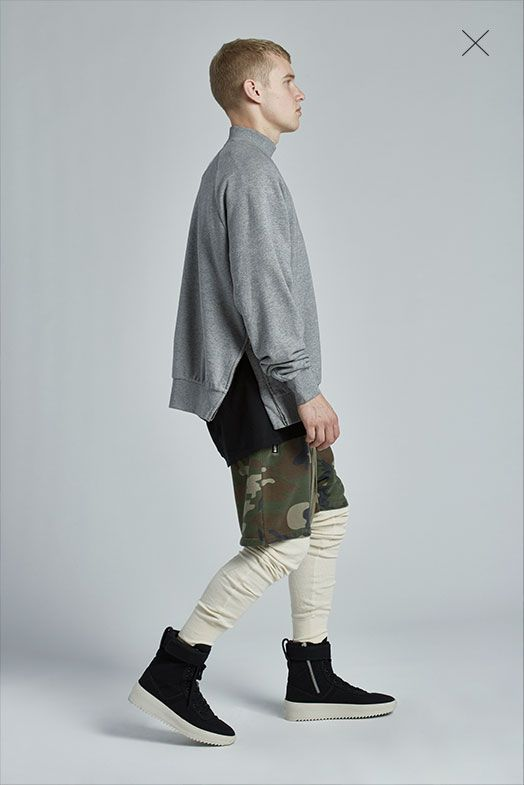 Fog Fear Of God At Pacsun Com Hoodie Fashion Mens Outfits Fashion