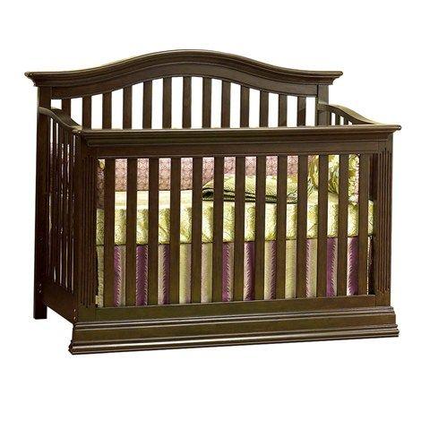 Dakota Crib Espresso Suite Bebe Baby James Iii